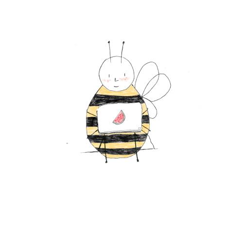 computer bee